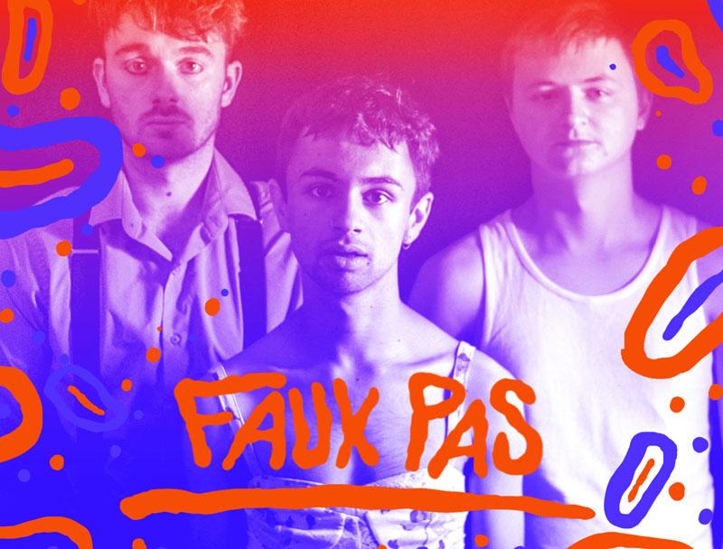 Faux Pas, Leeds, Rifffest, Graham Finney, TotalNtertainment, Interview