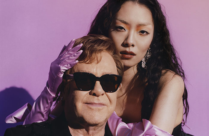 Rina Sawayama, Music, New Release, Elton John, Chosen Family, TotalNtertainment