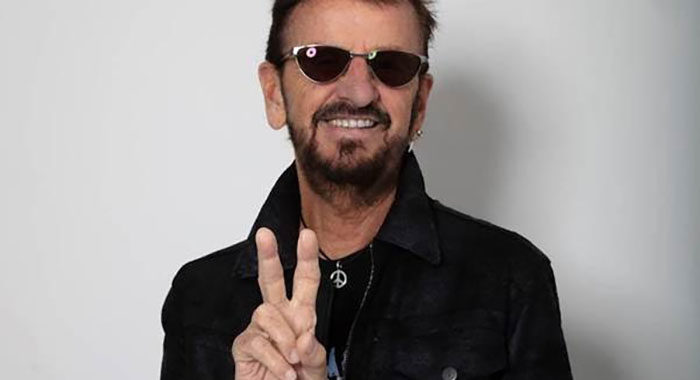 Ringo Starr releases 'Here's To The Nights'