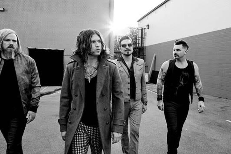 Rival Sons, Music, Tour, Liverpool, TotalNtertainment