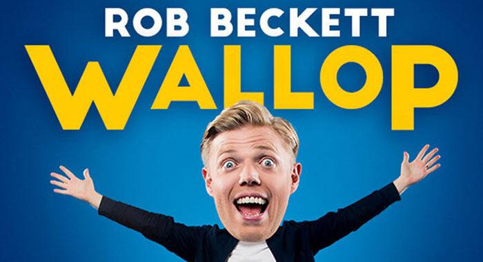 Rob Beckett announces rescheduled dates for Wallop