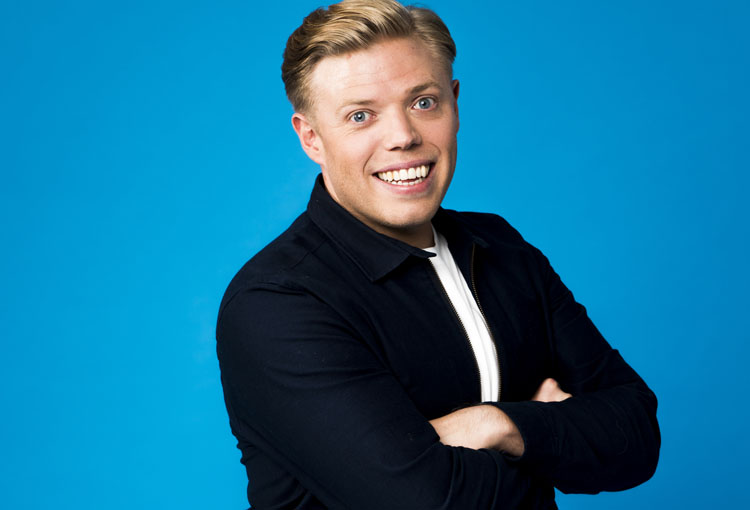 Rob Beckett, Tour, Comedy, TotalNtertainment, Liverpool