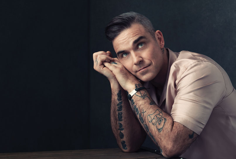 Robbie Williams, Tour, Stoke, Music, TotalNtertainment