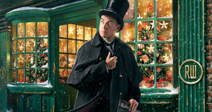 Robbie Williams 'The Christmas Present' album review