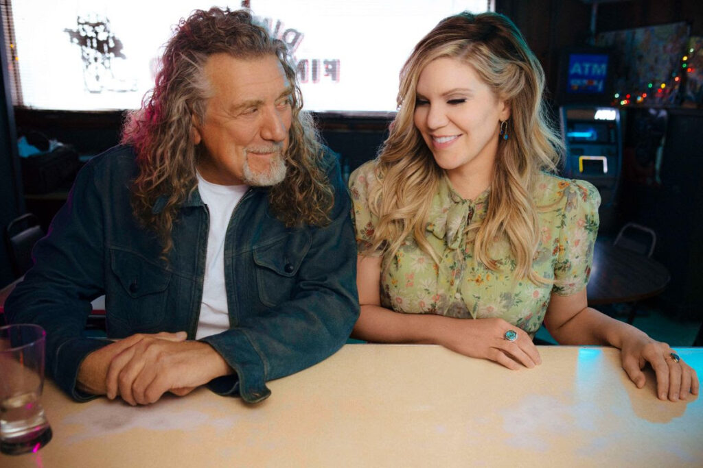 Robert Plant, Alison Strauss, High and Lonesome, Music news, New Single, TotalNtertainment