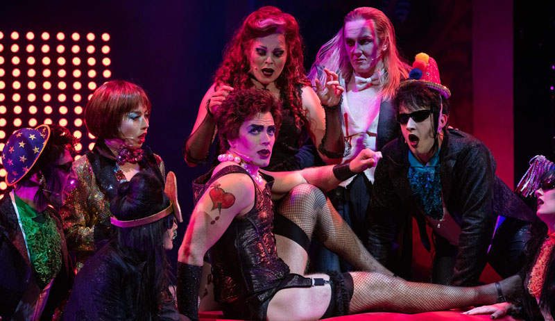 Rocky Horror, Joanne Clifton, Musical, Theatre, York, TotalNtertainment