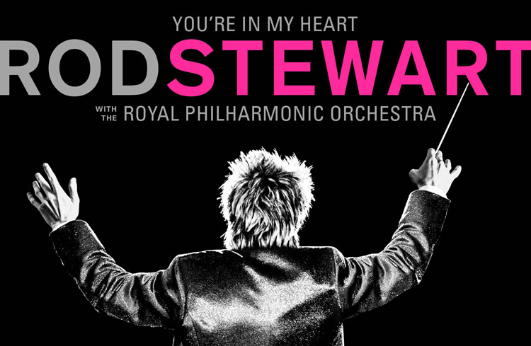 Rod Stewart, Music, Tour, New Album, TotalNtertainment,