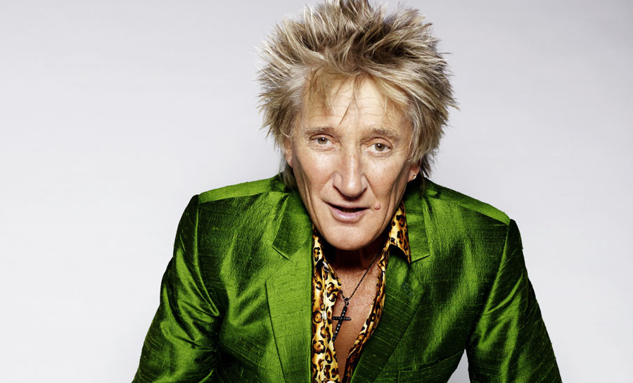 Rod Stewart, New Album, Blood Red Roses, TotalNtertainment, Music