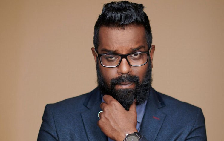 Romesh Ranganathan, Comedy, York, Review, TotalNtertainment, Graham Finney