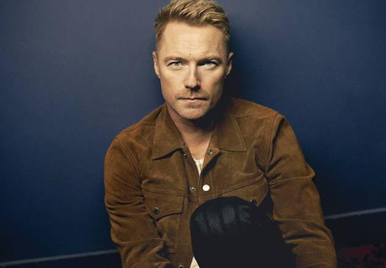 Ronan Keating, Music, New SIngle, Number 1, TotalNtertainment