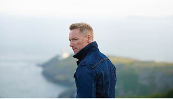 Ronan Keating, Songs From Home, Music News, New Album, TotalNtertainment, Decca Records