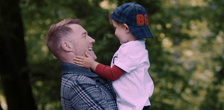 Ronan Keating, New Single, Music, Little Thing Called Love, TotalNtertainment