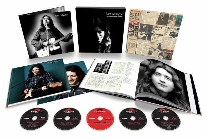 Rory Gallagher, 50th Anniversary, Music, New Album, TotalNtertainment