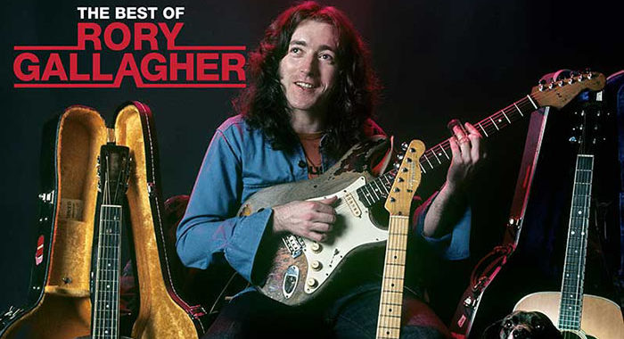 The Best Of Rory Gallagher Album Review
