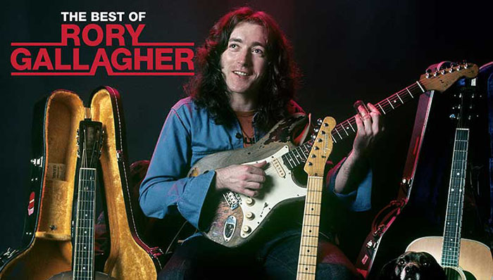 Rory Gallagher, Music, New Album, Review, Chris High, TotalNtertainment