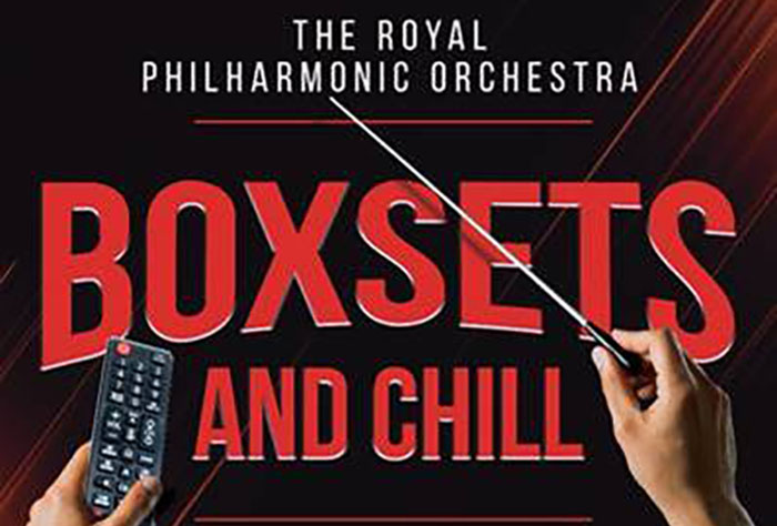 Royal Philharmonic Orchestra, Music, Boxsets and Chill, TotalNtertainment
