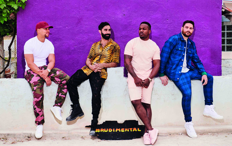 Rudimental, New Album, TotalNtertainment, Music
