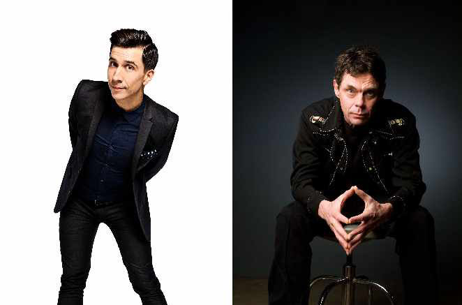 Russell Kane, Rich Hall, Comedy News, Tour, TotalNtertainment