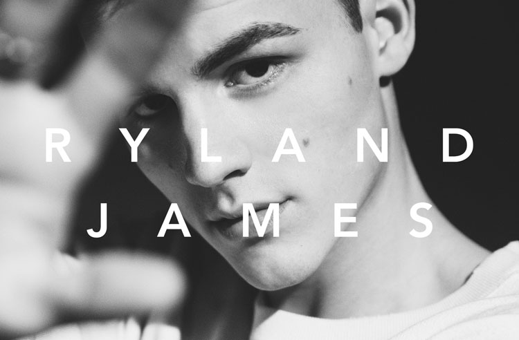 Ryland James Music, New Single, Water, New EP, TotalNtertainment