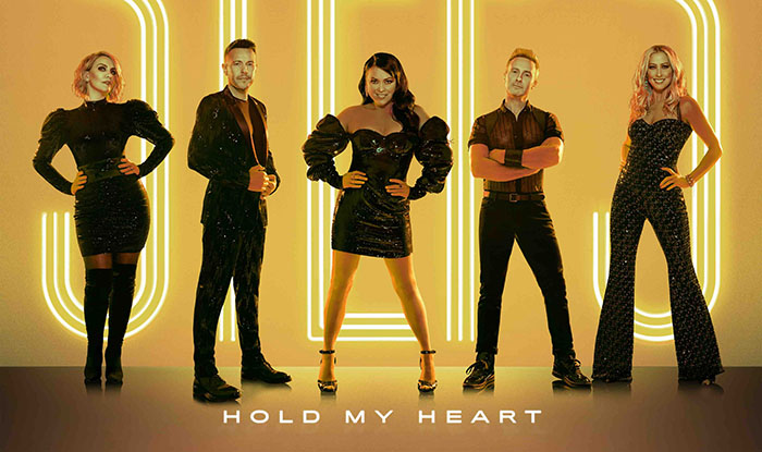 Steps, Hold My Heart, Music, TotalNtertainment,