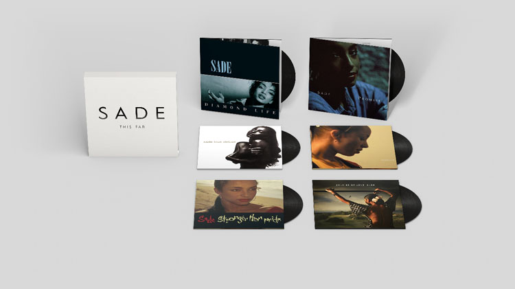 Sade, Music, New Album, Box Set, This Far, TotalNtertainment