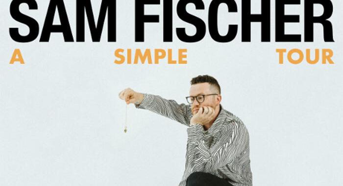 Sam Fischer announces Sept/Oct tour