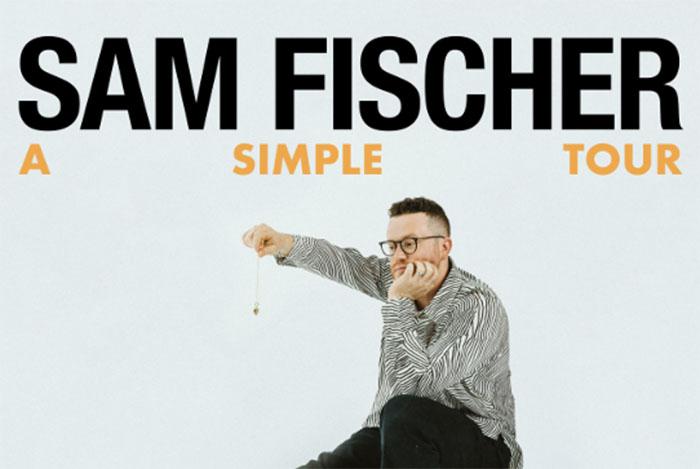 Sam Fischer, Tour, Music, TotalNtertainment