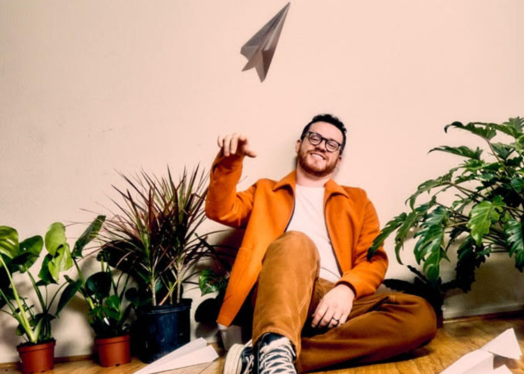 Sam Fischer, Music, New Single, TotalNtertainment, Homework
