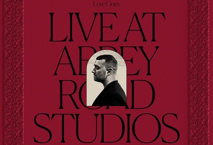 Sam Smith, Love Goes: Live At Abbey Road Studios, Music, New Album, TotalNtertainment