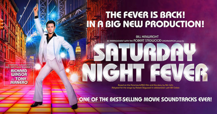 Manchester boogies the night away at Saturday Night Fever