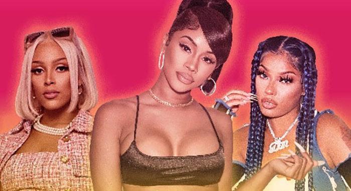 'Best Friend' remix new from Saweetie