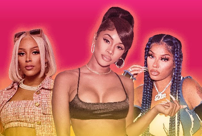 Saweetie, Music, New Release, Remix, Totalntertainment