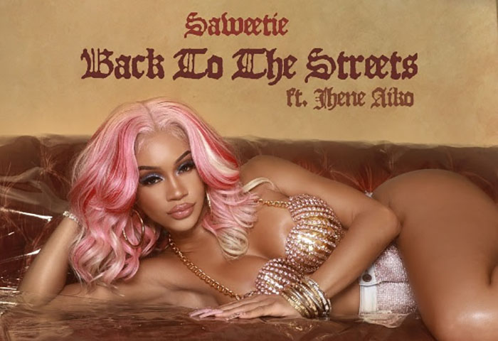 Saweetie, Music, New Single, TotalNtertainment, Back To The Streets