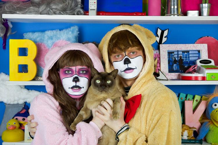 Scaredy Kat, Bare and Klare Show, YouTube, Comedy, Alex Cubb, TotalNtertainment