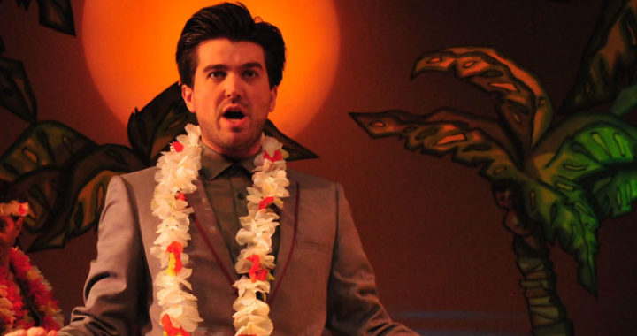 Scouse Pacific is back at the Royal Court, Liverpool