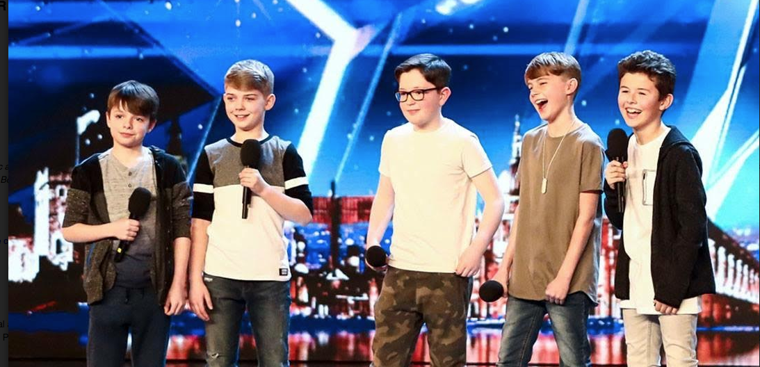 Yorkshire Schoolboy Singers And Stars Of Britain S Got Talent To Open For Il Divo Totalntertainment