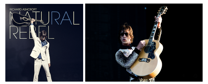 Richard Ashcroft, New Album, Tour, TotalNtertainment, Manchester