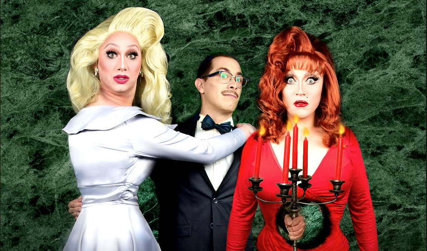 Peaches Christ, Jinkx Monsoon, Drag Becomes Her, Theatre, TotalNtertainment, Manchester