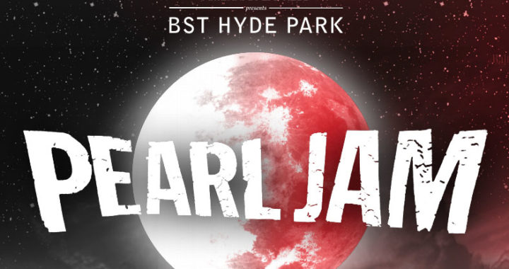 Pearl Jam head to BST 2021 for two nights