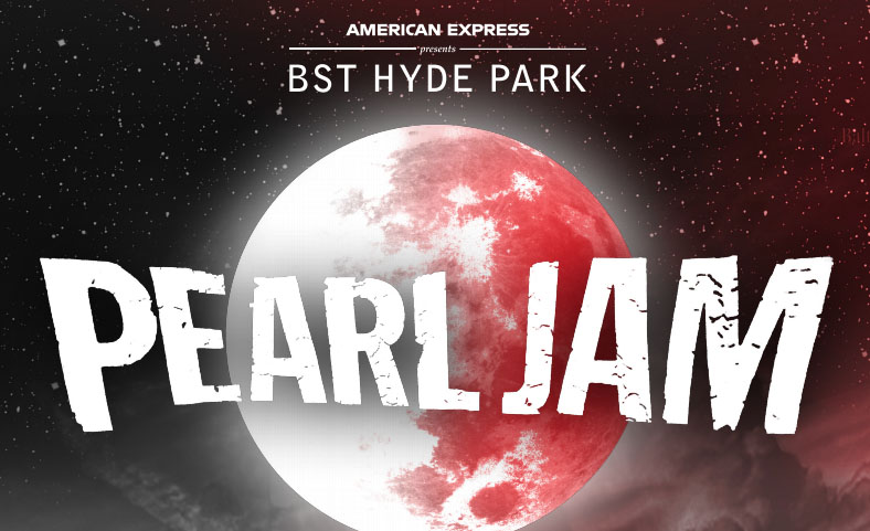 BST, Pearl Jam, Hyde Park, Music, TotalNtertainment
