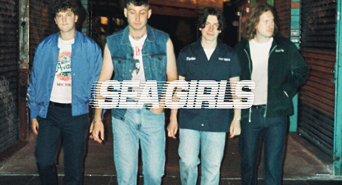 'Sick' the new single from Sea Girls