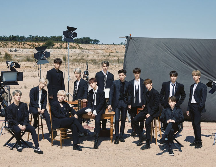 Seventeen, Music, Tour, London, K-Pop, TotalNtertainment,
