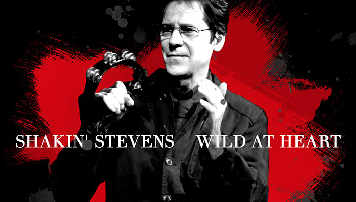 Shakin Stevens, New Single, Music, TotalNtertainment, Wild At Heart