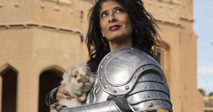 Shappi Khorsandi brings her brand new tour to Liverpool and Manchester
