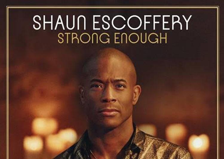 Shaun Escoffery, Music, Strong Enough, New Album, Lion King