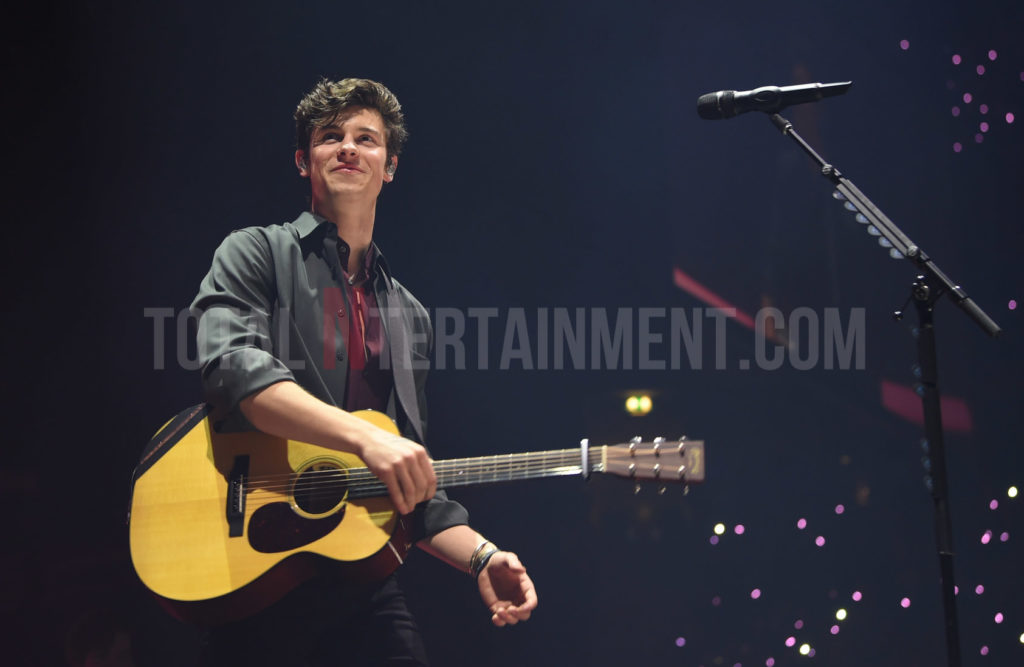 Shawn Mendes, Manchester, TotalNtertainment, Review, Stephen Farrell
