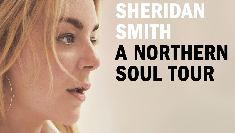 Sheridan Smith, Tour, TotalNtertainment, Manchester