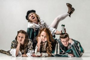 Sh!t-faced Shakespeare® – MACBETH