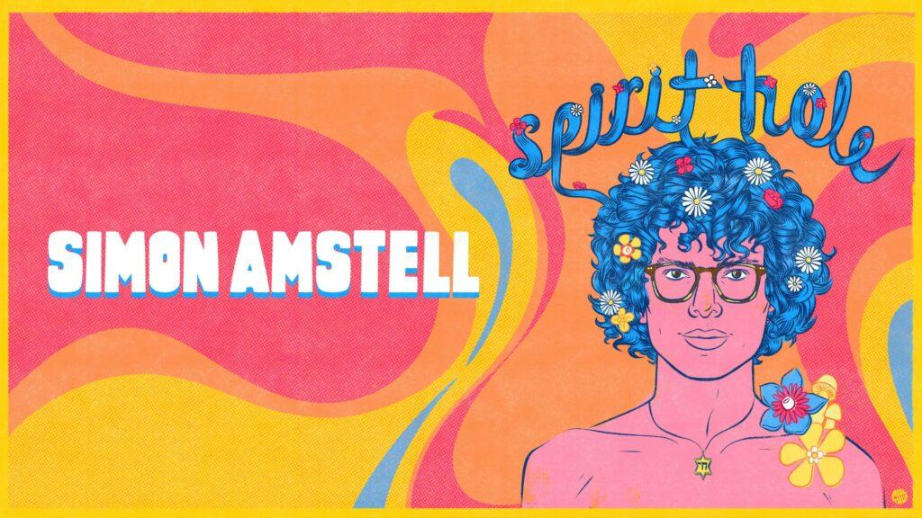 Simon Amstell, Spirit Hole, Comedy News, Tour, TotalNtertainment