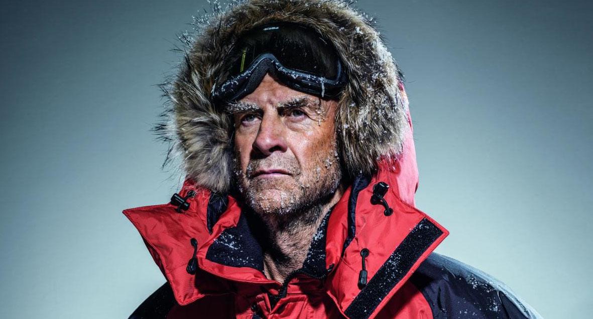 Sir Ranulph Fiennes, York, Explorer, totalntertainment, theatre